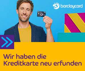 barclays Kreditkarte