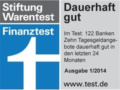 Testsieger 2014