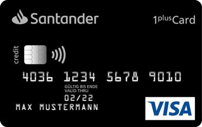 santander Kreditkarte